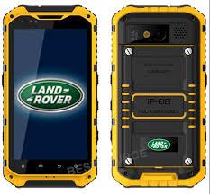 spesifikasi hape outdoor Landrover A9+