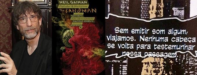Neil Gaiman decepcionado com edição brasileira
