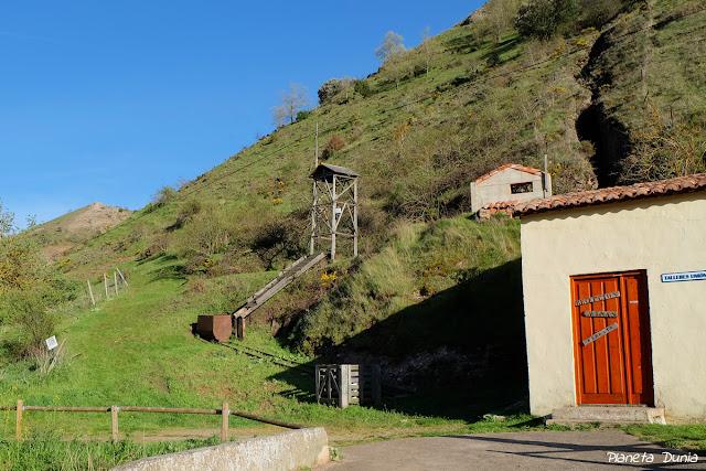Complejo Minero de Puras de Villafranca