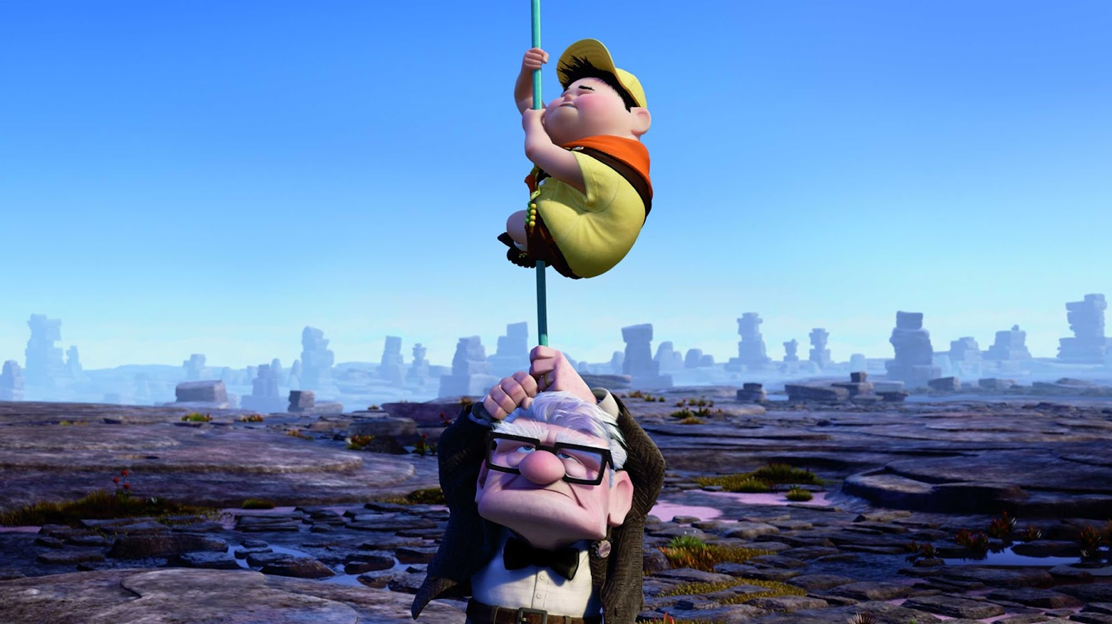 Disney HD Wallpapers: Disney Pixar UP HD Wallpapers