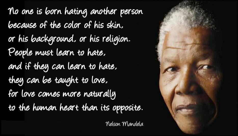 Nelson Mandela Quotes Ivan Teh Runningman