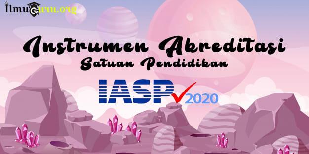 Instrumen Akreditasi 2020