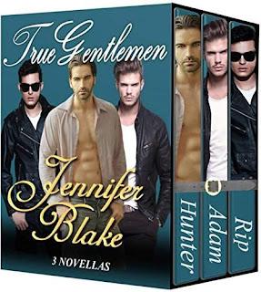True Gentlemen - 3 Southern contemporary romance novellas by Jennifer Blake