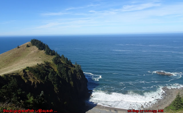 Cascade Head Three Rocks Nature Conservancy