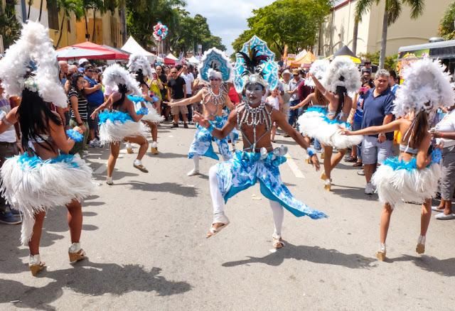 Carnaval em Miami