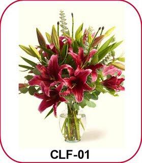 Rangkaian Bunga Lily