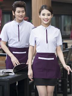 đồng phục nhà hàng giá sỉ