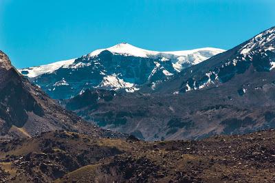 Cajón del Maipo - Cerro Marmolejo
