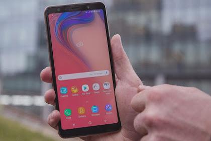 7 Cara Screenshot Samsung Galaxy A7 (2018) dengan Mudah