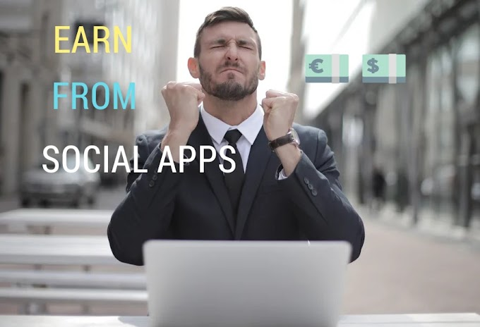 STILL A TEENAGER YOU CAN START EARNING WITH SOCIAL APPS NOW 2021