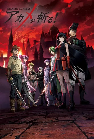 Akame ga Kill! Season 1 Complete Download 480p & 720p All Episode