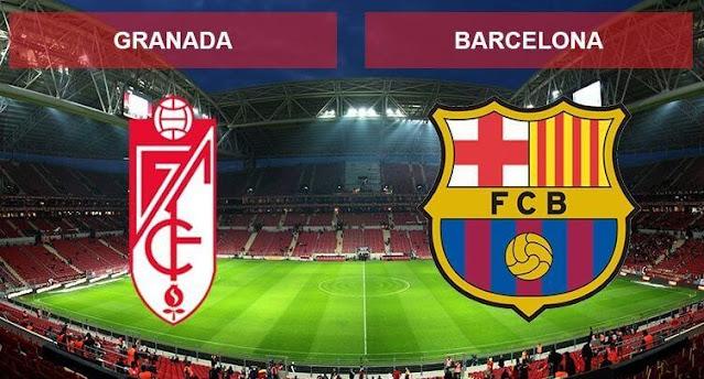 مشاهدة مباراة برشلونة وغرناطة اليوم بث مباشر