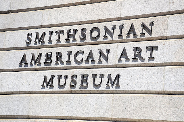 CLE to DC by Train! Smithsonian American Art Museum