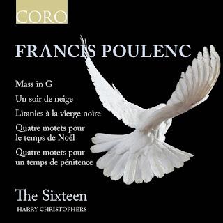 Francis Poulenc - The Sixteen, Harry Christophers - Coro