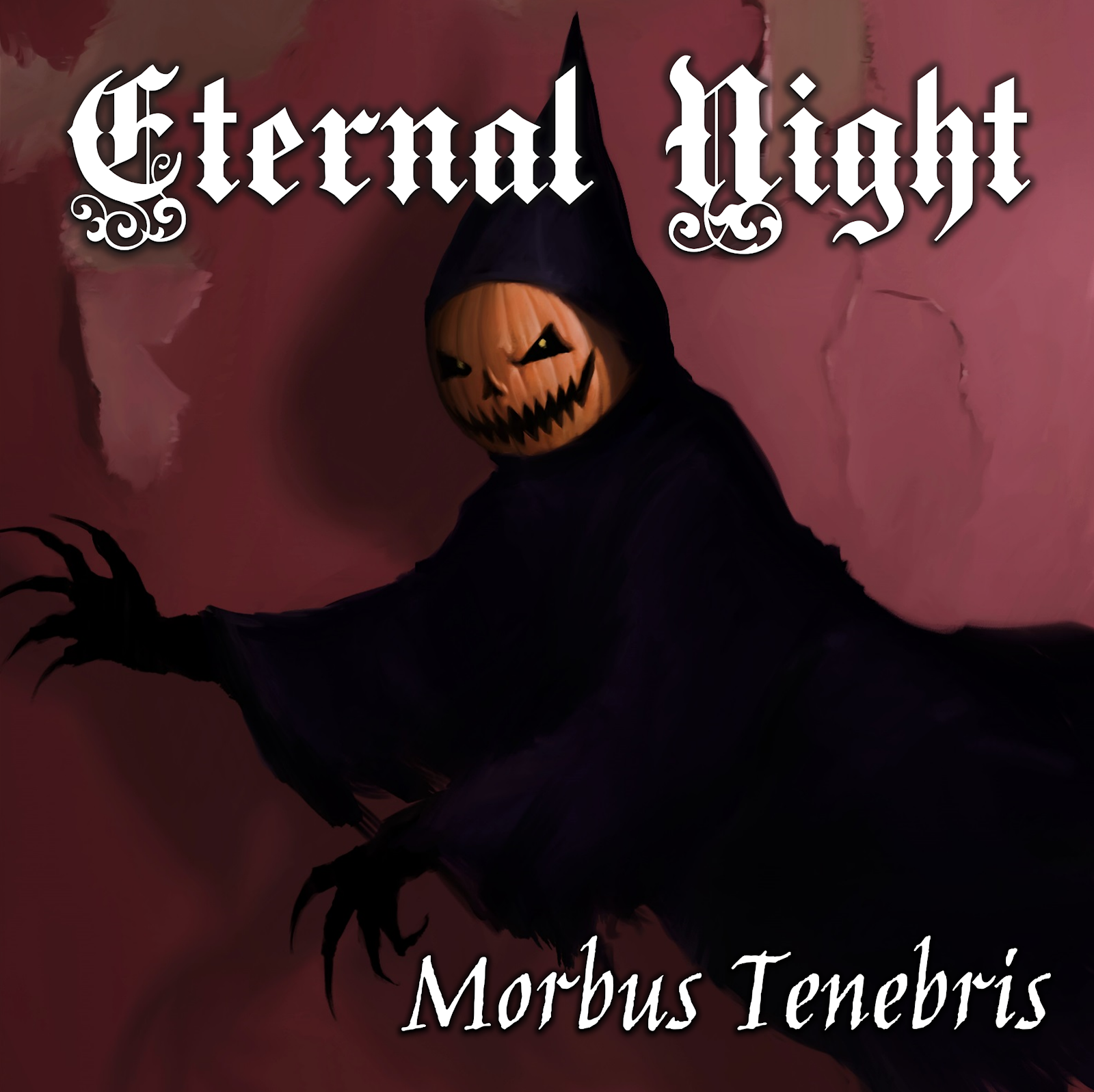 "Buy ""Eternal Night"" Music Album!"