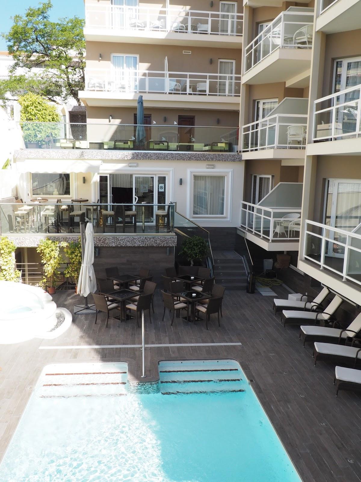 El Tiburon Hotel review Carihuela Spain Costa Del Sol
