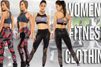 Like fitness? Women's Fitness clothes here can be your choice