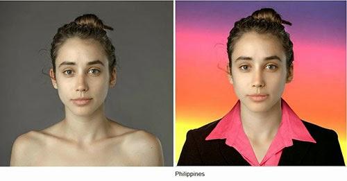 hasil photoshop wanita filipina
