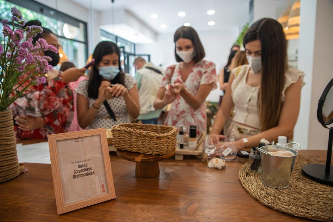 PRIMER EVENTO de la firma Cosmética Double S Beauty Lab