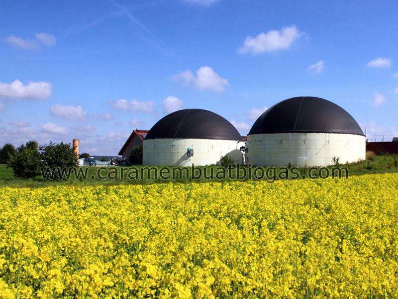 Cara Membuat Biogas