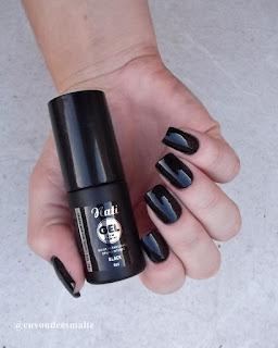 Esmalte Black Nati Cosmetica