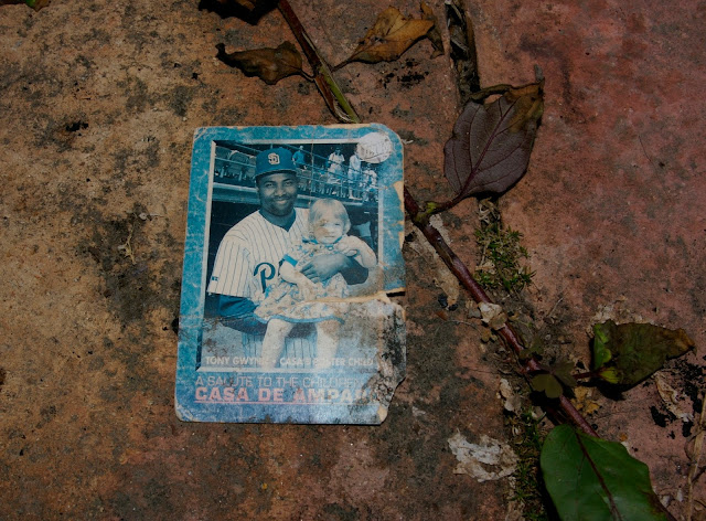 Baseball Card Breakdown The Worst Condition Card I Own