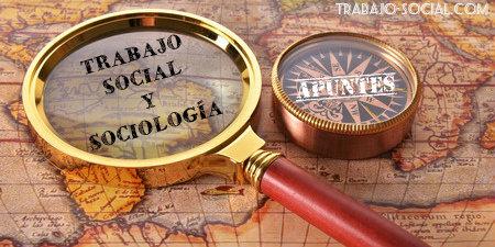 EL TRABAJO SOCIAL Y LA SOCIOLOGÍA