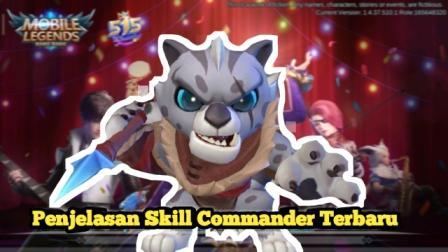 Skill commander terbaru