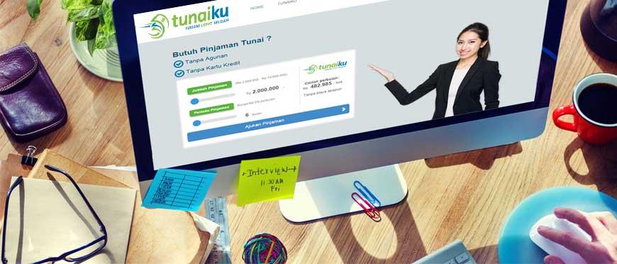 Butuh Pinjaman Online Terpercaya? Tunaiku Aja | Website ...