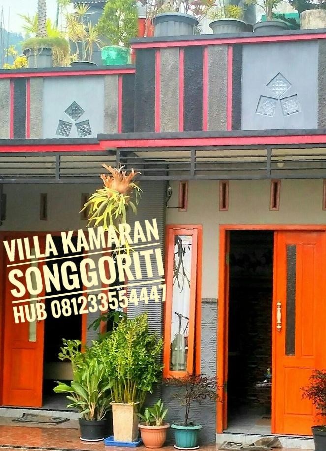 Villa Kamaran Songgoriti