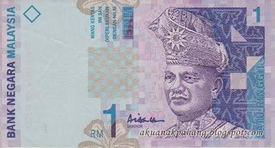 APA KELEBIHAN RM 1 TANDA TANGAN 'AISHAH' @ TAN SRI ALI ABUL HASSAN ?