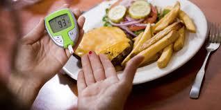 مرض السكري و النظام الغذائي