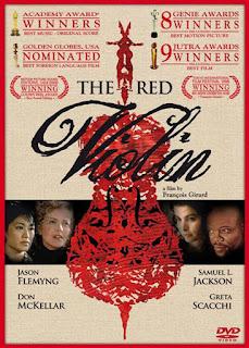 El violín rojo, François Girard, Le Violon rouge, The Red Violin