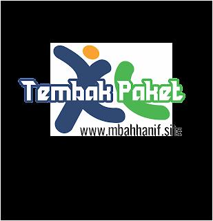 Logo tembak paket XL