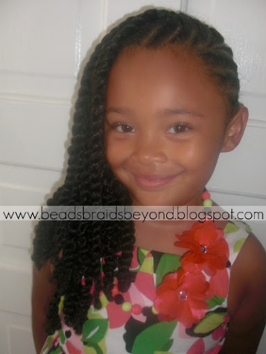 Beads Braids And Beyond Flat Twists To The Side