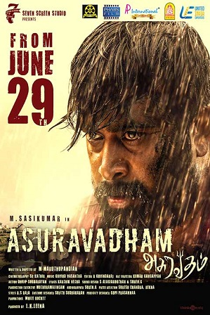 Asuravadham 2019 350MB Full Hindi Dubbed Movie Download 480p HDRip Free Watch Online Full Movie Download Worldfree4u 9xmovies