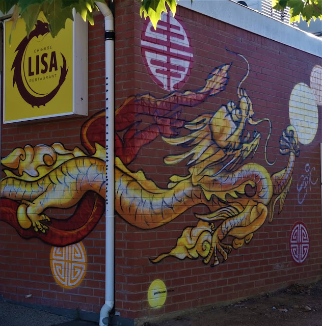 Canberra Street art | Chisholm mural by GraffikPaint