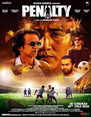 Penalty 2019 Hindi Movie 480p Pre-DVDRip x264 350MB