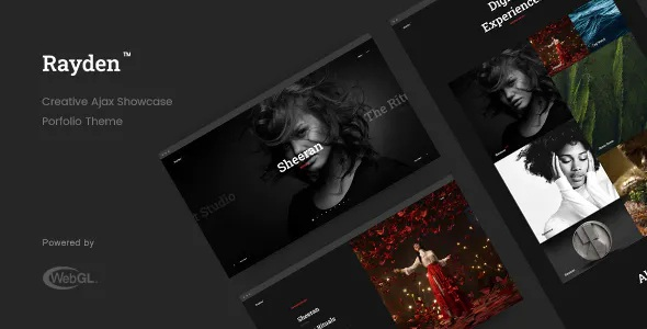 Best Creative Portfolio Theme