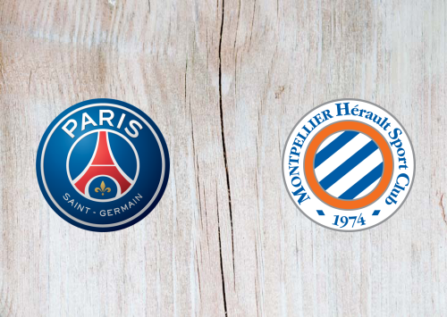 PSG vs Montpellier -Highlights 22 January 2021