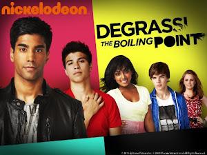 Degrassi Takes Manhattan Poster