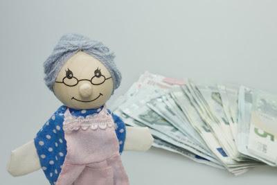 eläkkeelle siirtyminen ja varallisuus