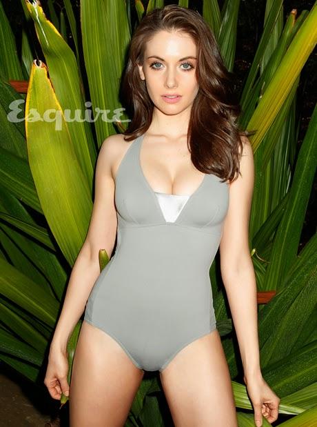 Alison Brie Esquire Alison Brie in ...