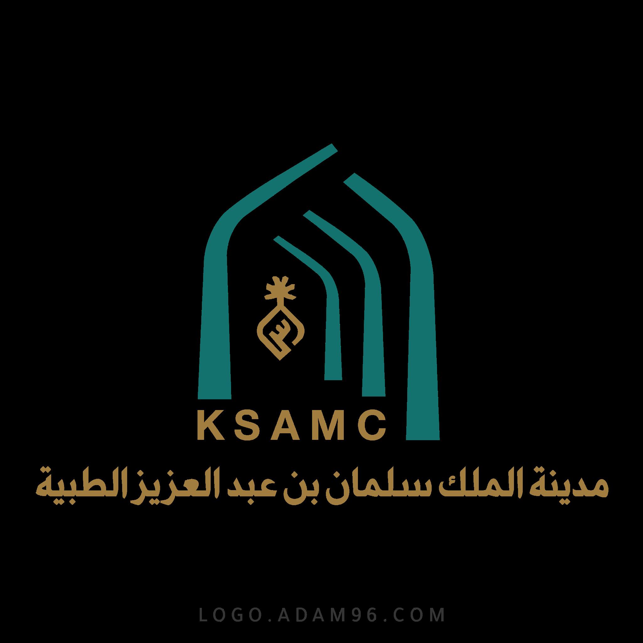 تحميل شعار مدينة الملك سلمان بن عبد العزيز الطبية لوجو رسمي شفاف بصيغة PNG