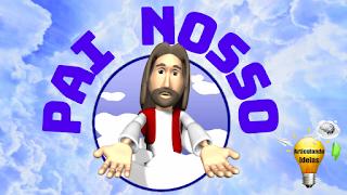 Jesus ensina a oração modelo pai nosso