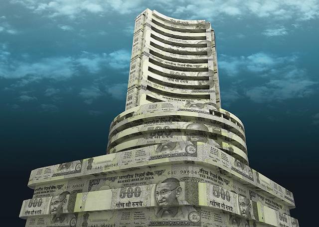 building of Bombay Stock Exchange