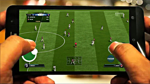 FIFA 14 MOD FIFA 19 Android 800 Mb New Faces Full HD Graphics