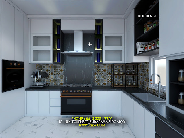 Jual Kitchen set Surabaya