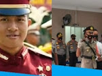 Sosok Kapolsek Termuda, Usia 22 Tahun Sudah Pegang Komando