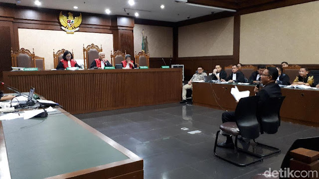 Nyoman Bantah 'Tatam Anak Bu Mega' Terlibat Suap Impor Bawang, KPK Siapkan Saksi